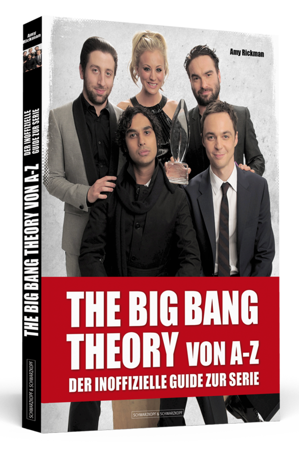 THE BIG BANG THEORY – VON A BIS Z