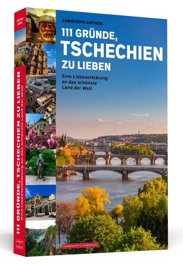 111 GRÜNDE, TSCHECHIEN ZU LIEBEN - Schwarzkopf & Schwarzkopf